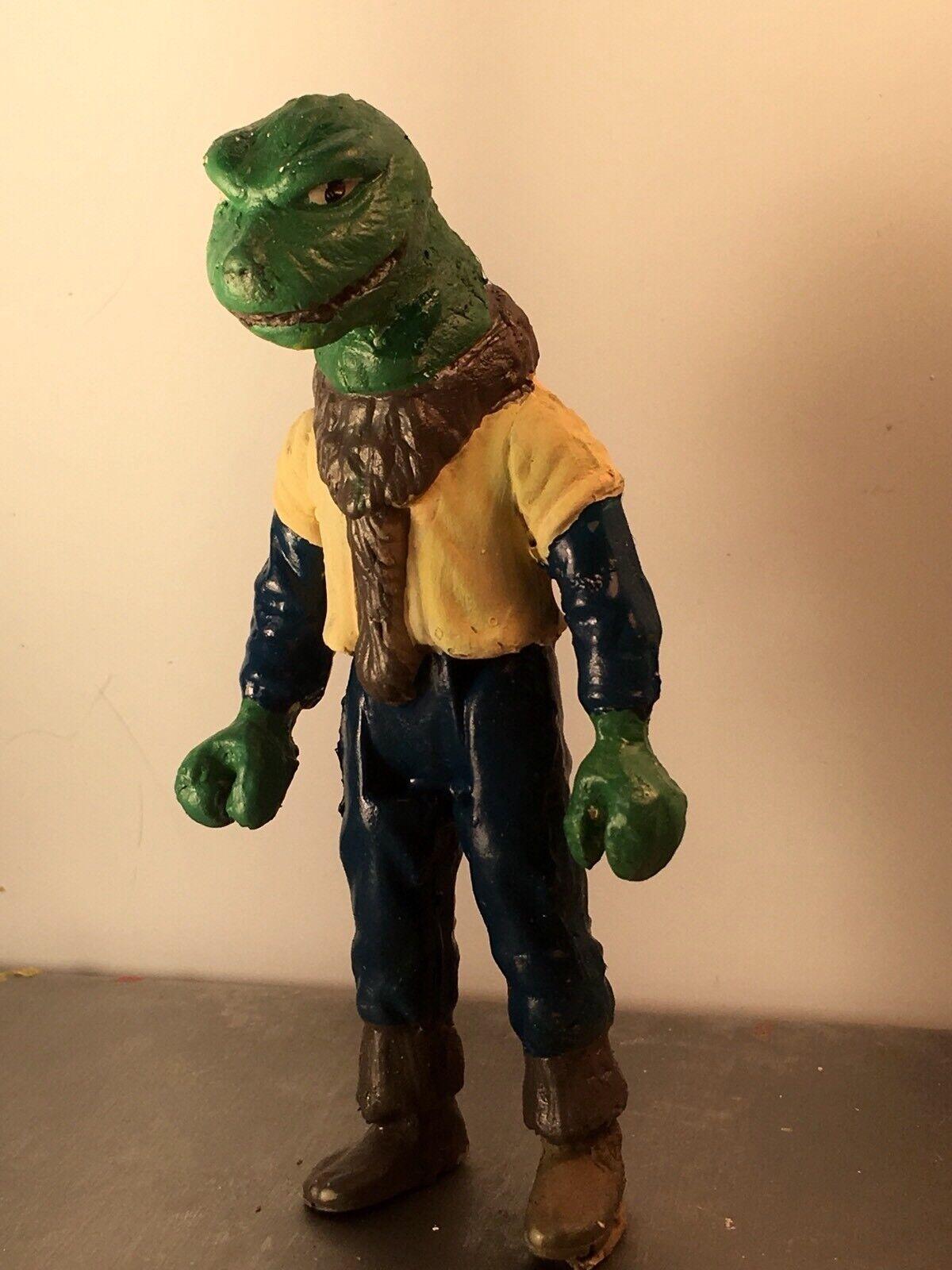 Star Wars Vintage Godzilla Yak Face figure  Custom Repro Figure Star Wars,