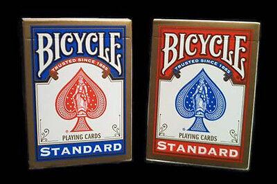 72 New Decks Bicycle, Rider Back Poker Playing Cards, Regular Index,