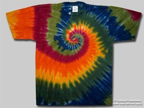 New shirt never been worn!! 2XL earth tone Tie Dye Shirt