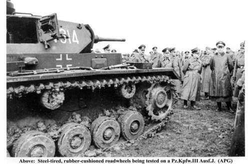 Tank Pz.Kpfw III StuG.III Steel Road Wheels for 1//35 Resin Dragon Tamiya Bronco