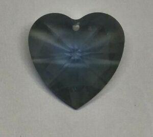 4pc Swarovski Crystal Jet Black 40mm Star 8815 Suncatcher// Pendant; Bulk Lot