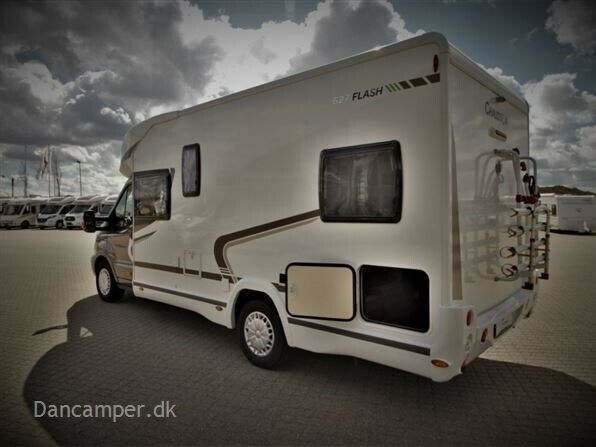 Chausson Flash Limited Edition 627, 2015, km 52000