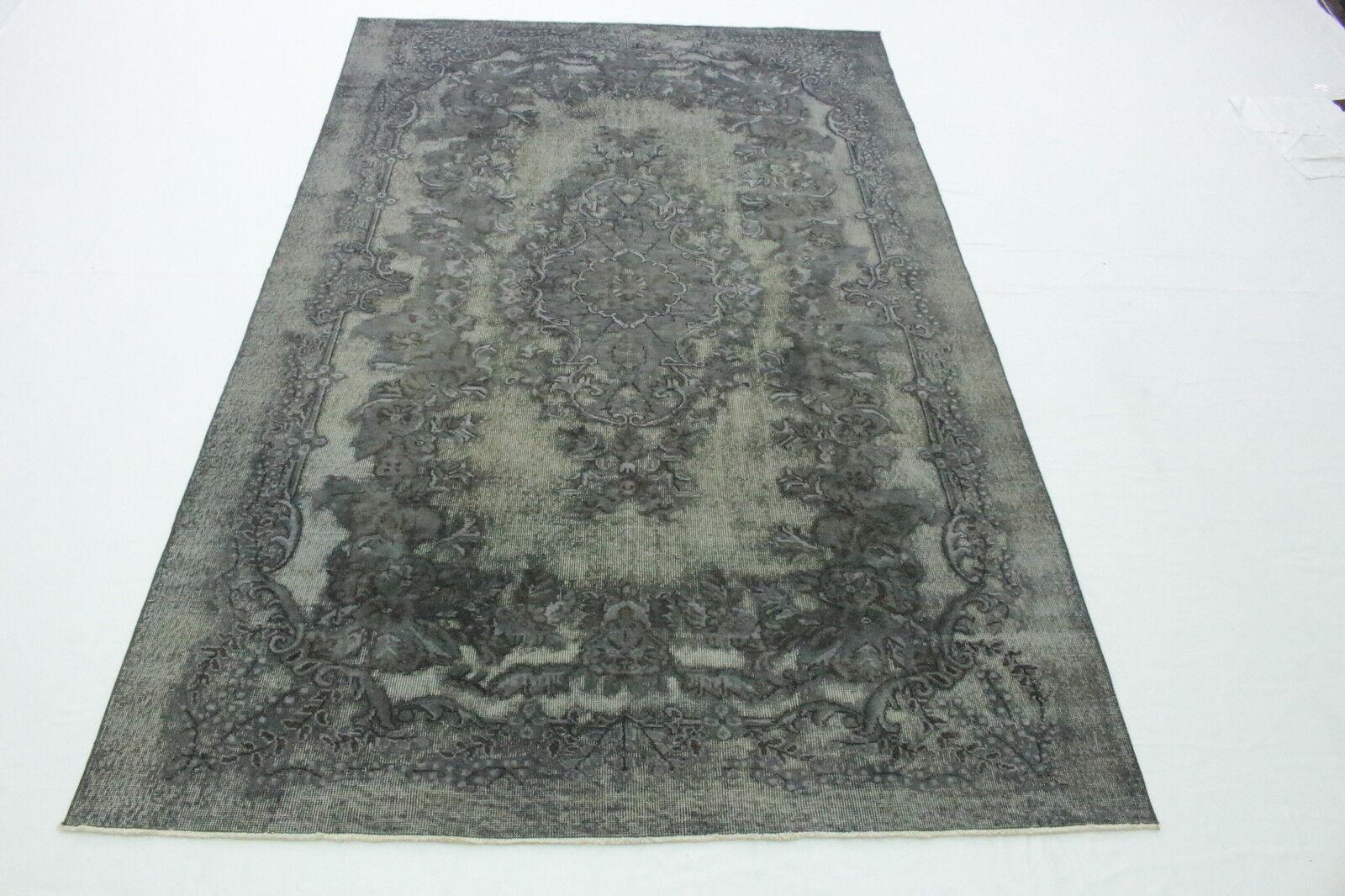 Vintage artistas trabajo look usado 310x190 gris Edel 3d en relieve oriental t3062