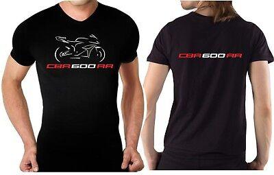 T-shirt maglia per moto Honda CBR 600RR tshirt maglietta BATTITO CUORE 600 RR