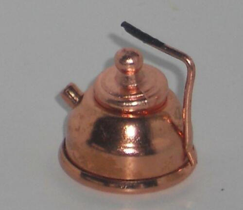 escala 1:12 Caldera de agua cobre miniatura arderemos muñecas Tube//casa de muñecas #15#