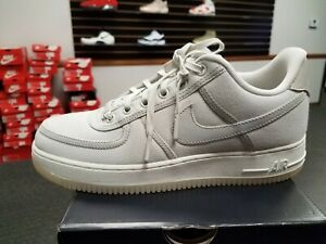 Brand New Men s Nike Air Force 1 Low Retro QS CANVAS AH1067-003 ... 6c0612ad6