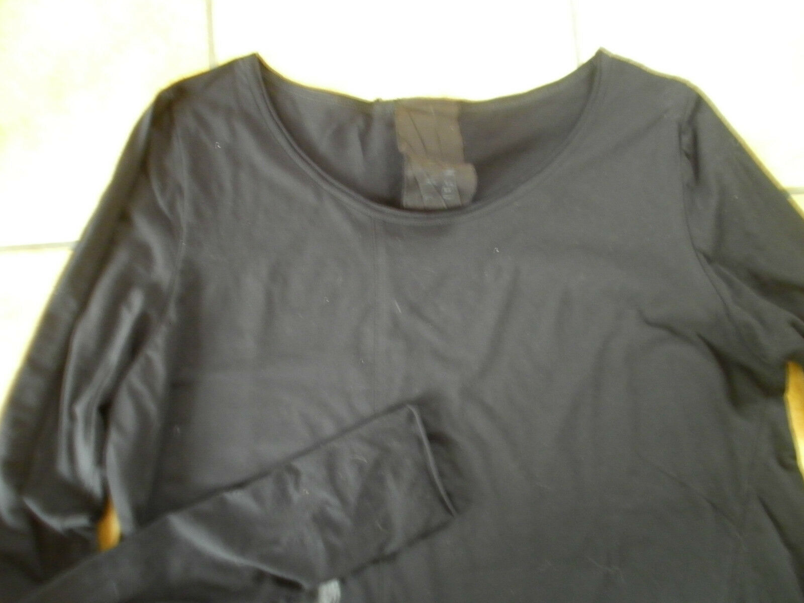 PAL Offner, shirt tunica in in in sostanza RUNDHOLZ Sacchetti, Tg. 6 (XL, OS), lagenl indossato .1x. 286f16