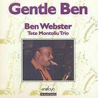 Gentle Ben With Tete Montoliu Trio by Tete Montoliu/Tete Montoliu Trio/Ben Webster (CD, Dec-2015, Ensayo)