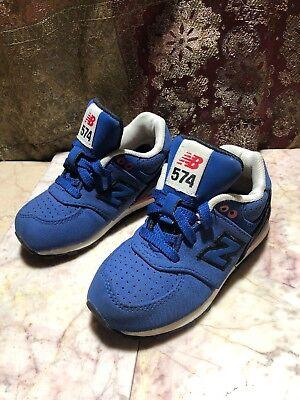 New Balance KL574HAP 574 Sneaker Little