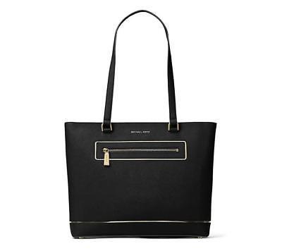 MICHAEL KORS Damen Tasche FLAME OUT ITEM LG NS TOTE black 30H6SFJT3B RV$248   eBay