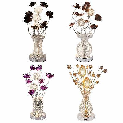 Led Flower Vase Aluminium Wired Large, Flower Vase Floor Lamp
