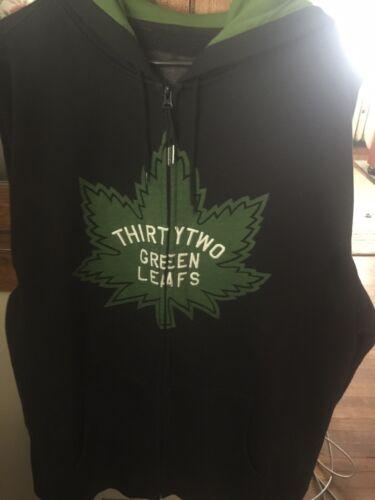 Men's Thirty Two - Green Leafs - Cannabis Leaf- Ho