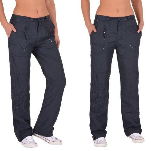 Damen Sport Hose Fitness Jogging Sport Cargo Hose für Damen H118