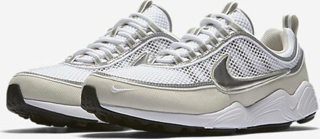 NIB NIKE Mens 10.5 AIR ZOOM SPIRIDON '16 926955 105 LIFESTYLE RUNNING SHOES $160