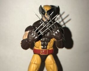 MARVEL-LEGENDS-WOLVERINE-CUSTOM-METAL-CLAWS-WEAPON-X-X-23-CLAWS-ONLY-NO-FIGURE