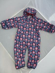 N e w  JOJO MAMAN BEBE Waterproof Fleece Lined All In One BNWT 1218m Snowsuit - <span itemprop='availableAtOrFrom'>Isle of Wight, United Kingdom</span> - N e w  JOJO MAMAN BEBE Waterproof Fleece Lined All In One BNWT 1218m Snowsuit - Isle of Wight, United Kingdom