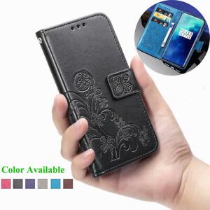 Cover-per-OnePlus-7T-Pro-7-Pro-6-6T-5-5T-3-3T-Flip-custodia-portafoglio-in-pelle