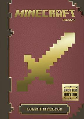 Minecraft Combat Handbook: Updated Edition Official Minecraft Book from Mojang
