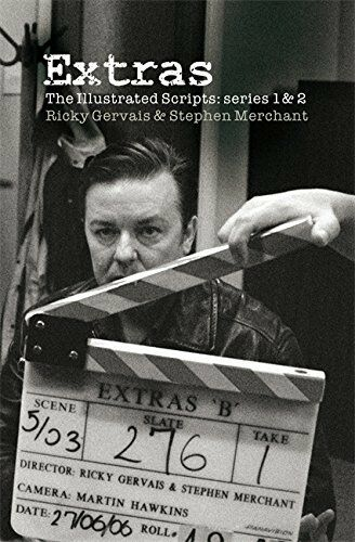 1 of 1 - Extras - The Illustrated Scripts: Series One ... by Merchant, Stephen 0316030392