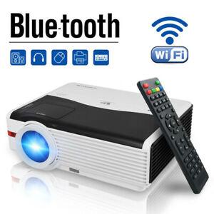 8000-LUMEN-Full-HD-1080P-Heimkino-LED-Multimedia-Projektor-HDMI-Android-WiFi-USB