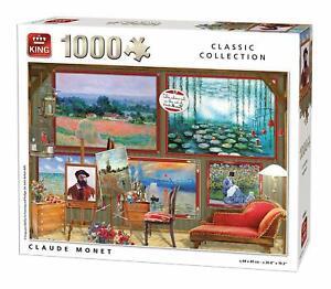 Claude-Monet-Artist-1000-Piece-King-Classic-Collection-Jigsaw-Puzzle-55864