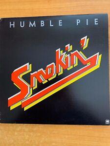 Humble Pie - Smokin' // LP - 1. Canada-Pressing 1972 - TOP condition