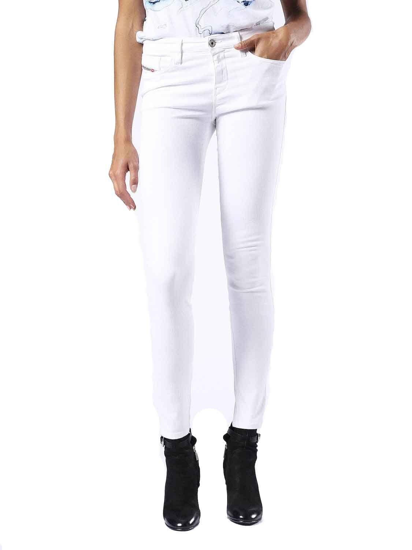 Diesel Skinzee 0851W Elasticizzato women Jeans Aderenti