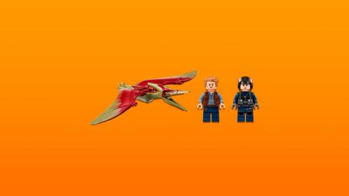 LEGO Jurassic World 75926 Pteranodon-Jagd La course-poursuite Chase N6/18 LEGO Baukästen & Sets