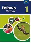 Erlebnis Biologie 1. Schülerband. Realschule. Nordrhein-Westfalen von Joachim Dobers (2011, Gebundene Ausgabe)