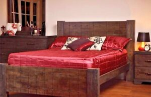 LAVISH-SWEET-DREAMS-CHOPIN-SOLID-DARK-WOODEN-BED-FRAME-IN-DOUBLE-amp-KING-SIZE