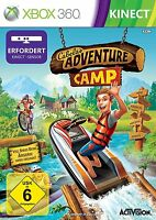 Kinect - Cabela's Adventure Camp Fitness Game - Xbox 360