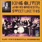 Sweet Like Us by King Oliver (CD, Apr-2005, Sounds of Yesteryear)