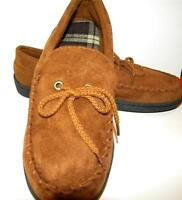 Avon Mens Men's Casual Moccasin Slipper Slippers 7 -8, 9 -10, 11- 12, Or 13