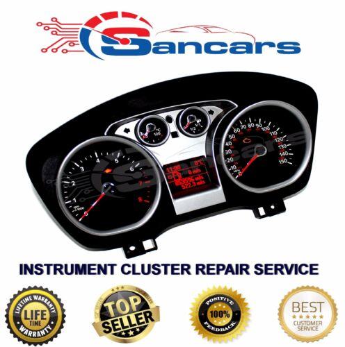 Ford Kuga 2008-2012  Instrument Cluster Speedometer Repair service