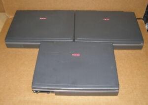 Lot 3 Vintage DEC Digital HiNote VP TS30G Laptop Parts AS/IS