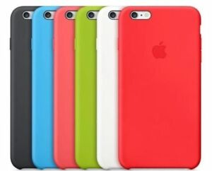 Apple-100-GENUINE-ORIGINAL-Apple-Silicone-Case-for-iPhone-6s-Plus-5-5-034-Sealed