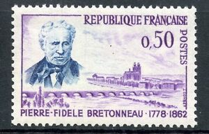 STAMP / TIMBRE FRANCE NEUF LUXE °° N° 1328 ** DOCTEUR PIERRE ...