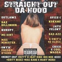 Various Artists - Straight Out Da Hood - Cd, 2006 Sealed