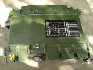 Details about CLANSMAN MILITARY RADIO UK RT PRC 320 MANPACK HF TESTED  WORKING V GOOD CONDITION