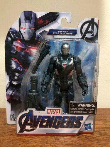 Hasbro Marvel Avengers End Game WAR MACHINE Action Figure