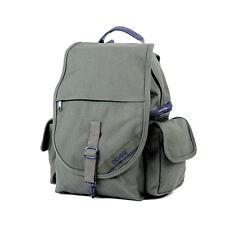 Domke 702-30D F-3 Backpack Canvas Large Pocket Comfortable Carrying Bag (Olive)