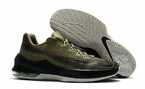 big sale fe1d6 be274 Image is loading NIKE-Mens-Air-Max-Infuriate-Low-Basketball-Shoe-