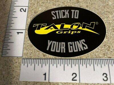 Sticky Holsters USA OEM Original Firearms Vinyl Decal Sticker New Shot Show