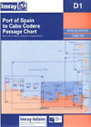 Imray Iolaire Chart D1: Port of Spain to Cabo Codera by Imray (Sheet map, 2005)
