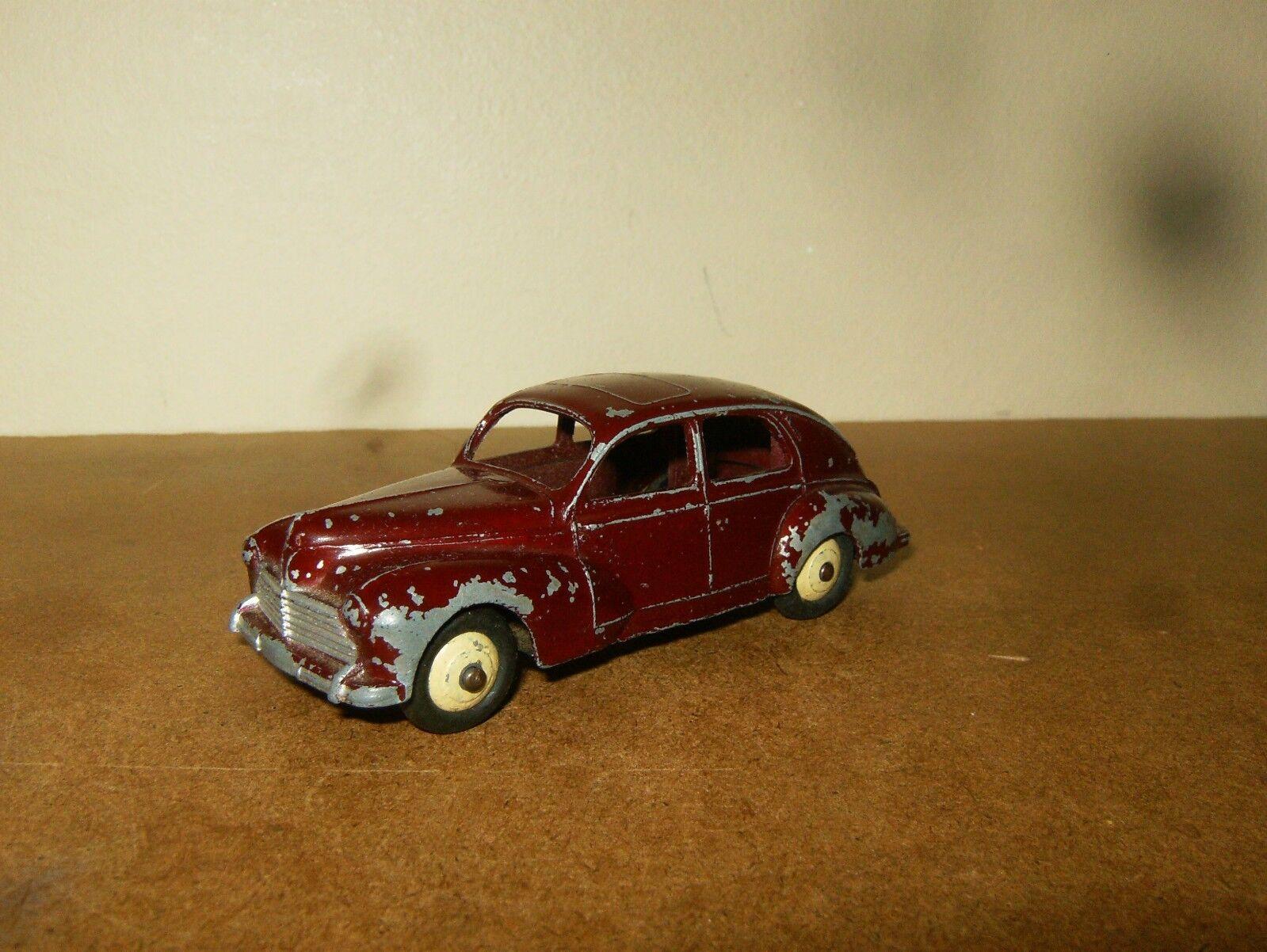 Ancienne   vintage DINKY TOYS France 1 43 (N° 24 R   24R) - PEUGEOT 203 - 50's