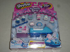 NEW ON CARD SHOPKINS FASHION SPREE FROSTY COLLECTION COOL SKIDOO MOLLY MITTEN >>