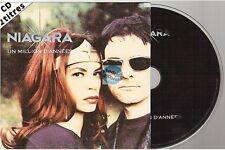 NIAGARA UN MILLION D'ANNEES CD SINGLE