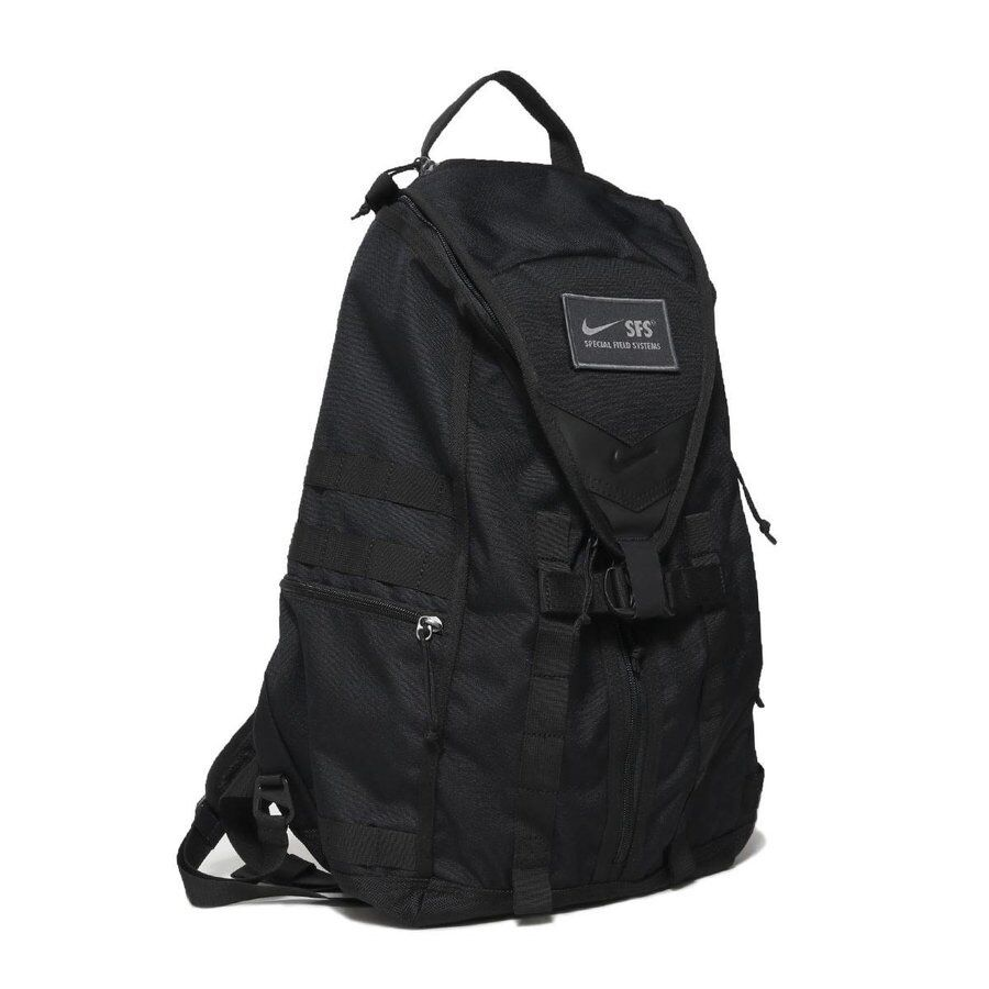 c0f48a29f6 Mens Nike SFS Recruit Training Backpack Ba5550-010 Black for sale online
