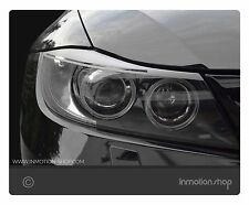 LCI Scheinwerferblenden f. BMW 3er E90 E91 Performance Devil Eyes Böser Blick