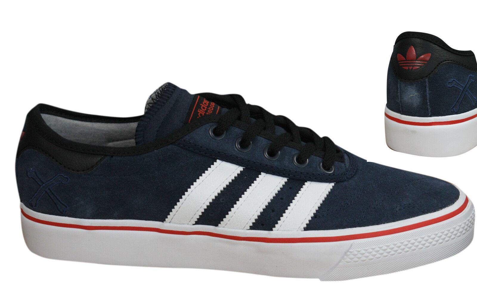 Adidas Originals AdiEase Premiere Zapatillas Cordones para hombre Zapatos De Cordones Zapatillas Azul BY3954 D40 5f91ea